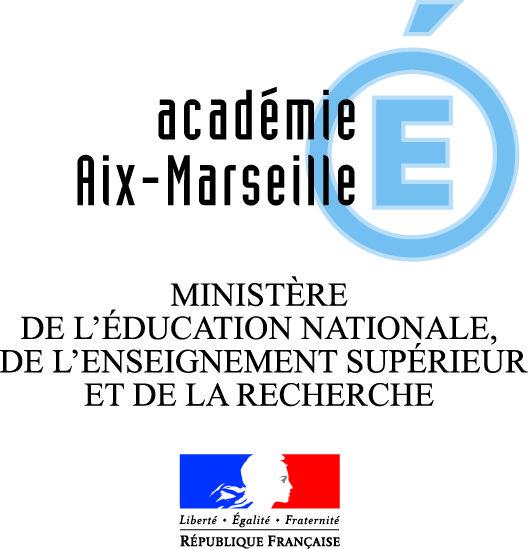 logo de l'académie d'aix-marseille