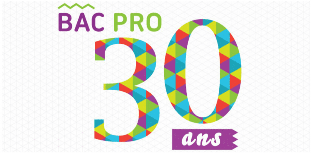 Bac Pro 30 ans