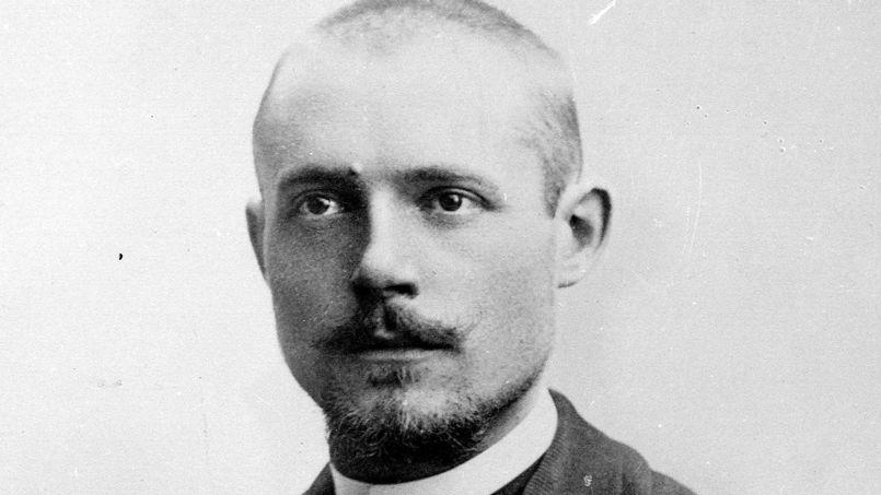 Portrait de Charles Péguy