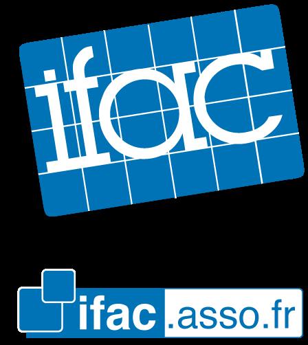 Logo de l'IFAC partenaire du Lycée Charles Péguy