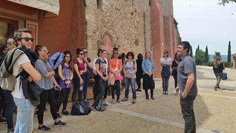 BTS Tourisme de Péguy dans le Luberon