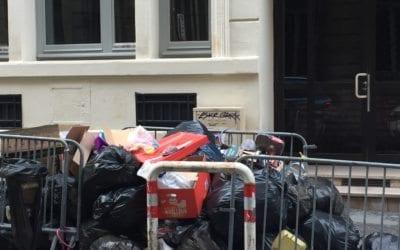 "Une rue ""tranquille"" de Marseille …"