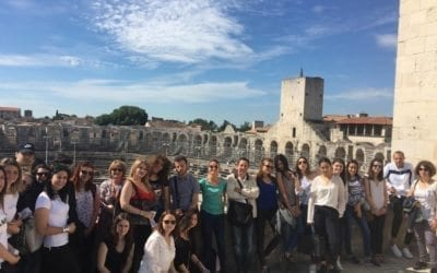 Les BTS Tourisme à Arles