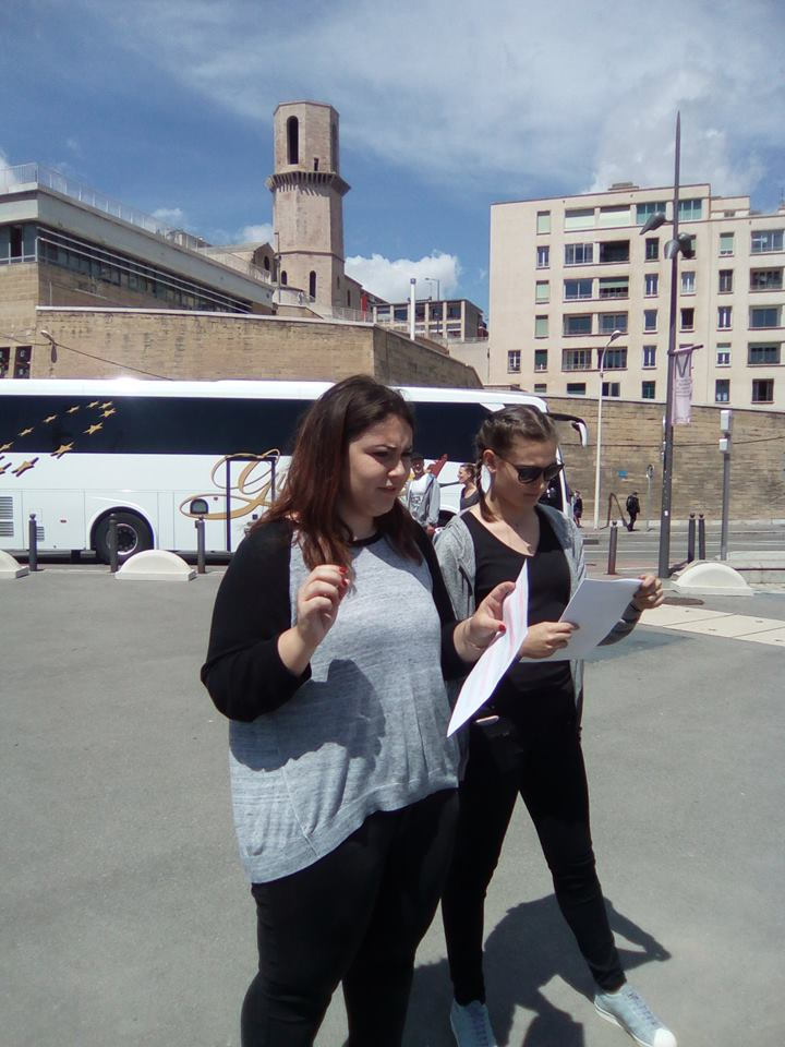 Au Fort Saint Jean à Marseille