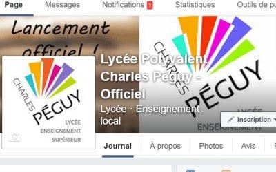 Notre page Facebook a 1000 fans !