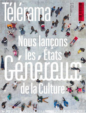 Affiche états généreux de la culture