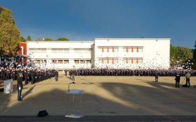 1000 nouveaux gardiens de la Paix !
