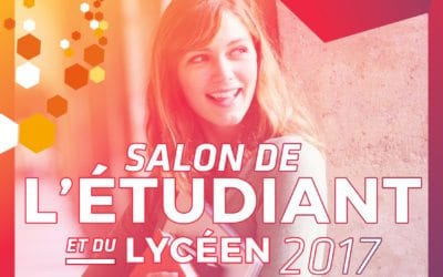 Le salon de l'étudiant 2017