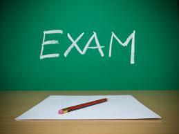 La semaine des examens blancs