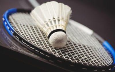 Les étudiantes de Péguy, Championnes de Badminton