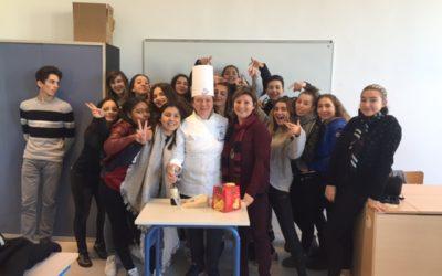 La semaine de la gastronomie italienne : temps fort à Péguy