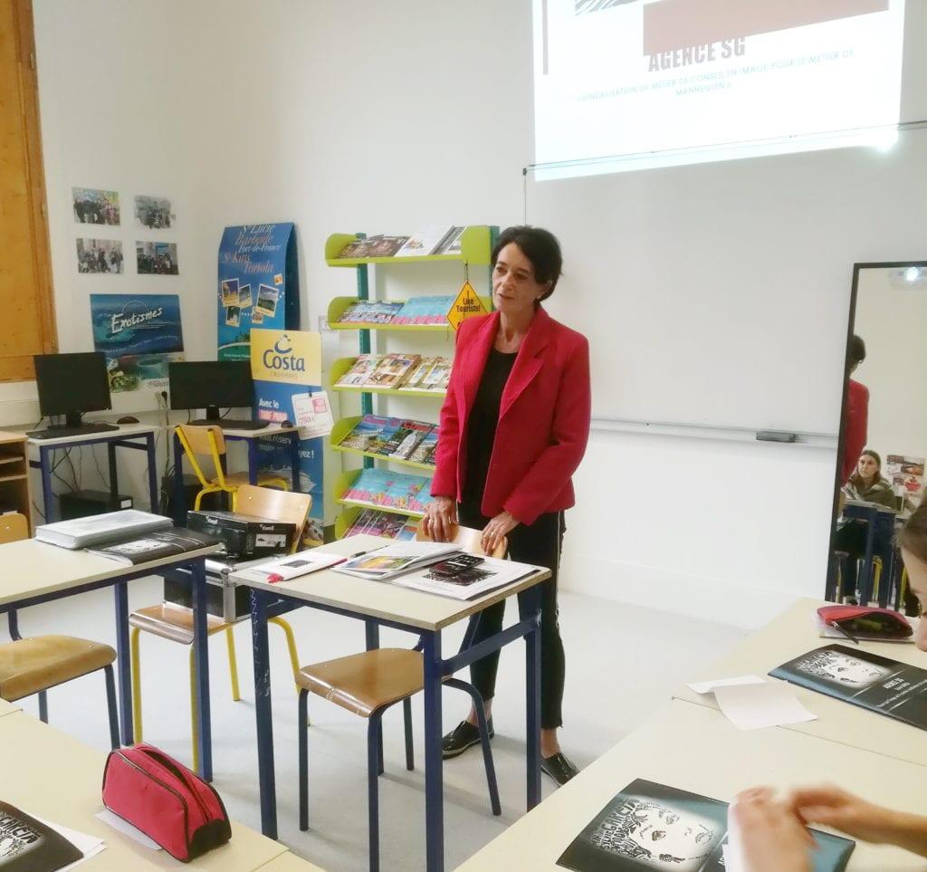 Sylvie GARCIA intervenante