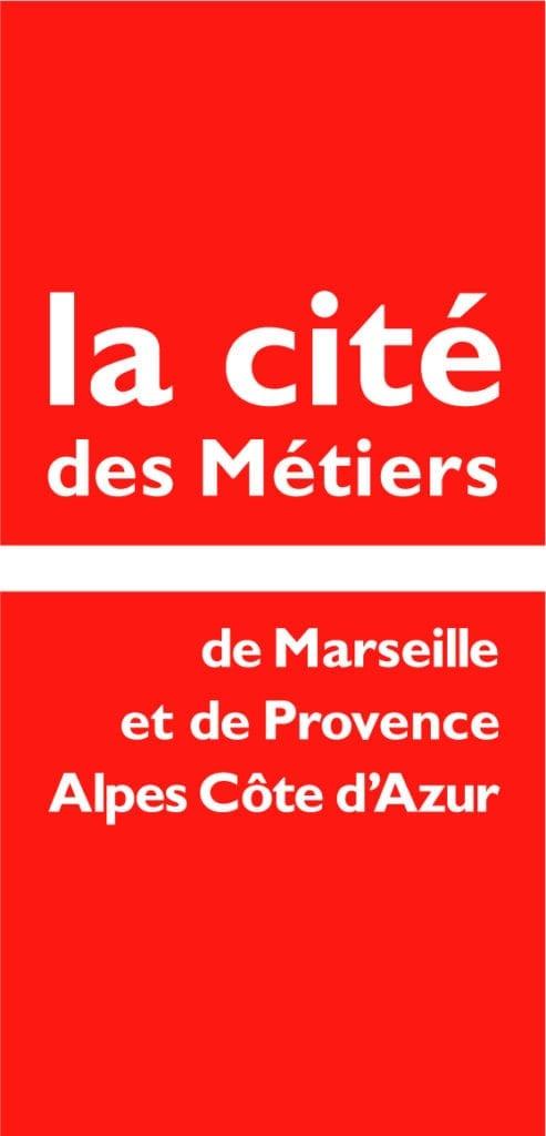 logo de la Cité des Métiers de Marseille