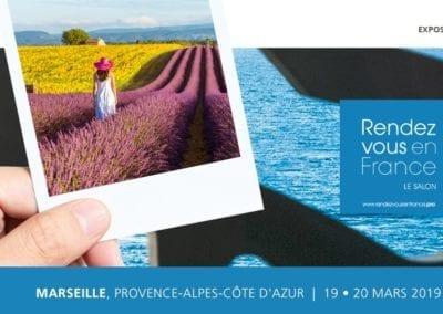 Salon RdV en France