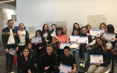 Innov'- EPA : Nos élèves au Top !