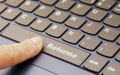 La réforme du Lycée Professionnel