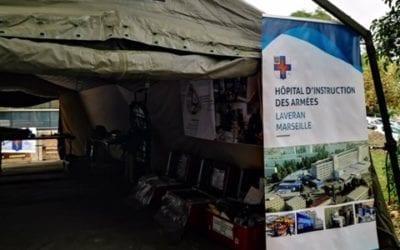 Le service des Armées recrute nos Terminales Sciences de la Santé et du Social