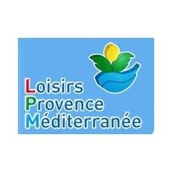 Image sur fond bleu de Loisirs Provence MéditerranéeLoi