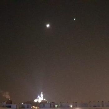 La Lune, Venus et la Bonne Mère