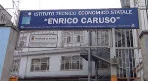 Entrée de l'ITC Enrico Caruso